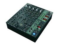 Behringer Djx750 5 channel pro mixer