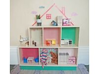 Dolls house/ Bookcase