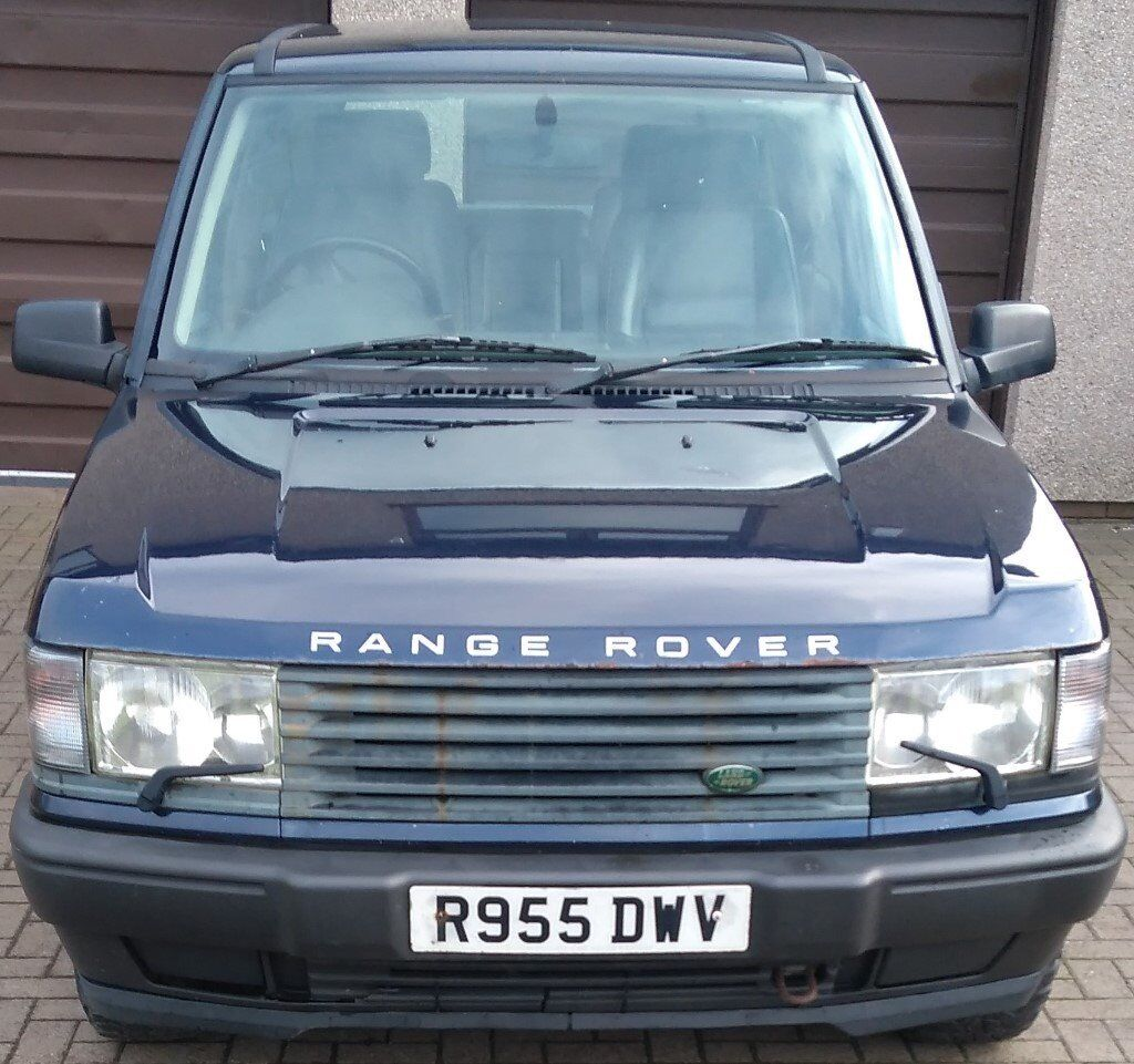 range rover manual for sale