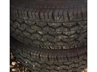 Vw t4 steel wheels