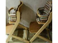 1 x Mamas and Papas Yoyo highchair open to offers