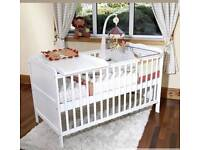 Cot bed/ toddler bed