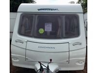 2008 Coachman Laser 650 (Twin Axle, Island Bed)