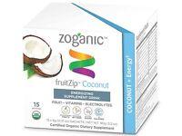 Zoganic Herbal Coconut Supplement Drink Mix