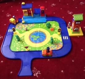 ELC Happy Land Village Play Set