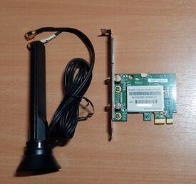 PCI-e Wifi card for Desktop PCs