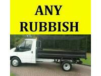 All clearances rubbish and waste removed great prices cheaper than skip hire fast and Man and Van