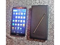 LG G4 Stylus 5.7 inch screen dual sim unlocked