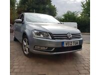 VW Passat 2.0tdi Bluemotion TECH SE - PARKS ITSELF 12 plate - ONLY 57K MILES - 12 MONTH MOT