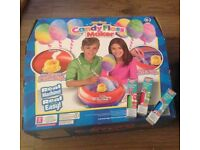 Cra-Z-art Candy Floss maker, comes boxed, in new condition