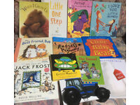 BOOKS to read with toddlers (3+) LIKE NEW, good for PRESENTS