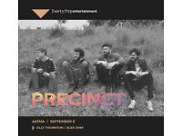 Drummer wanted for Alt-Rock band Precinct