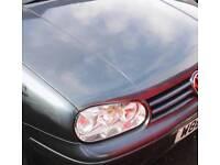 VW Golf MK4 Front Headlights X 2 Genuine Bargain