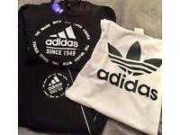 Men's imported tracksuits with matching t shirt