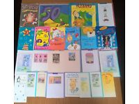 Job lot assorted greeting cards approx 1200