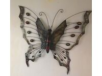 Hanging ornament for garden/wall butterfly