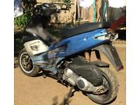 Gilera runner vxr 200 project spares repair
