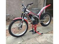 Gas gas txt pro 280 trials bike
