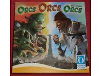 'Orks Orks Orks' Board Game
