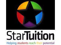 Birmingham Tutor/ Qualified Teacher - 11+ GCSE Support