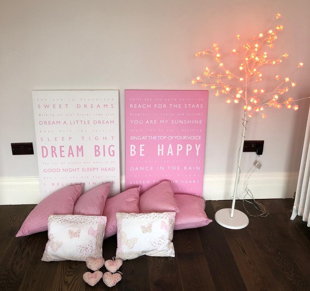 Girls bedroom accessories | in Ipswich, Suffolk | Gumtree