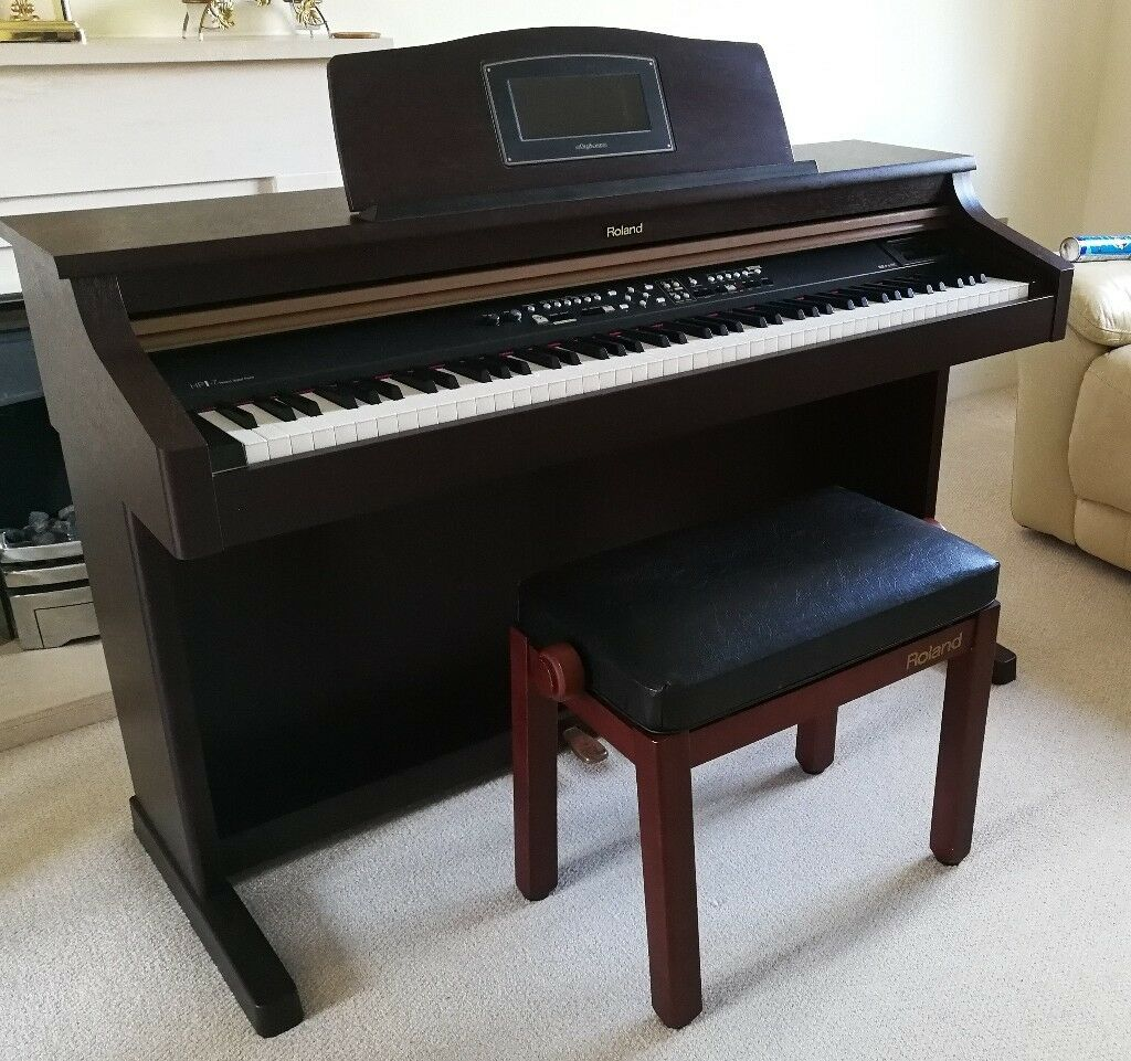 Roland HPi-7 Digital Piano & Stool [Little to No Use] | in Gloucester,  Gloucestershire | Gumtree