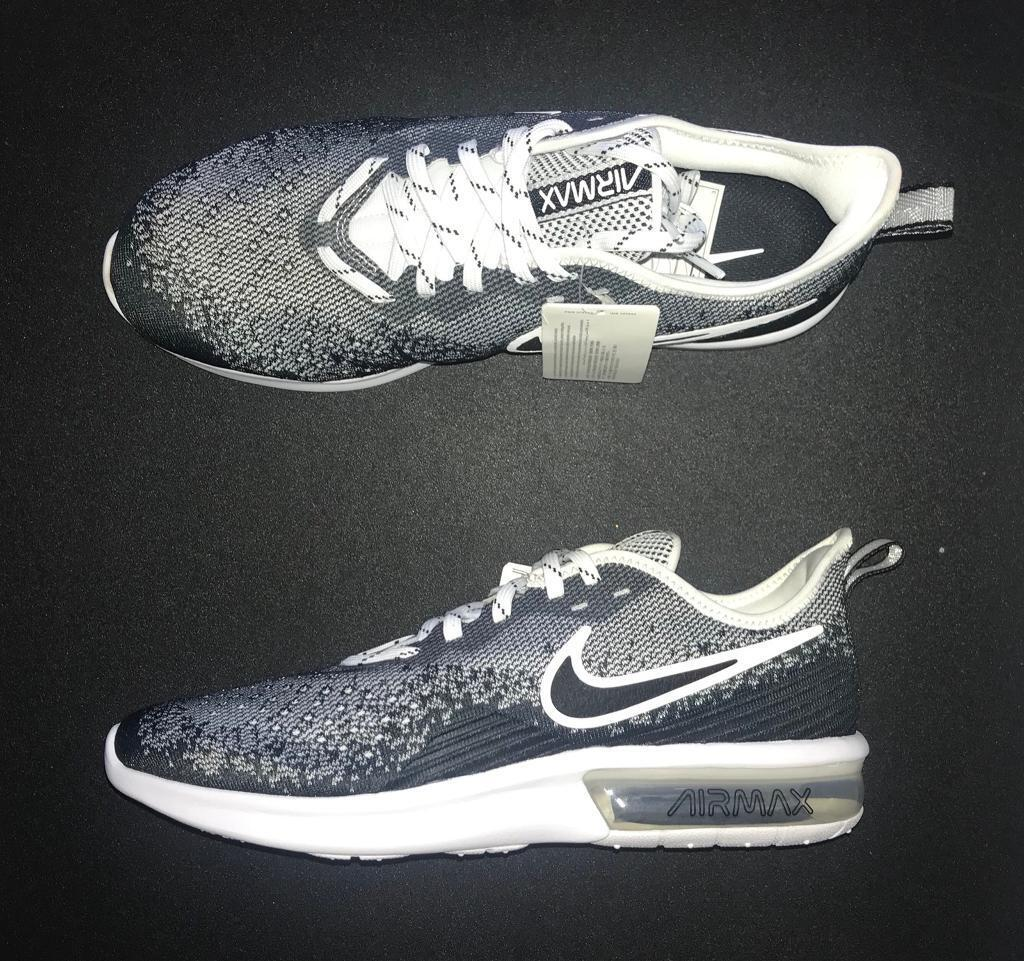 ... Sportswear Trainers Visible  cozy fresh Nike Air Max Trainers UK 9 in  Newcastle-under-Lyme 395d748c4