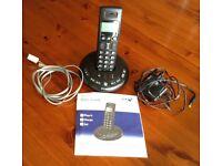 BT Graphite 2500 portable phone