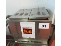 electric catering bain marie