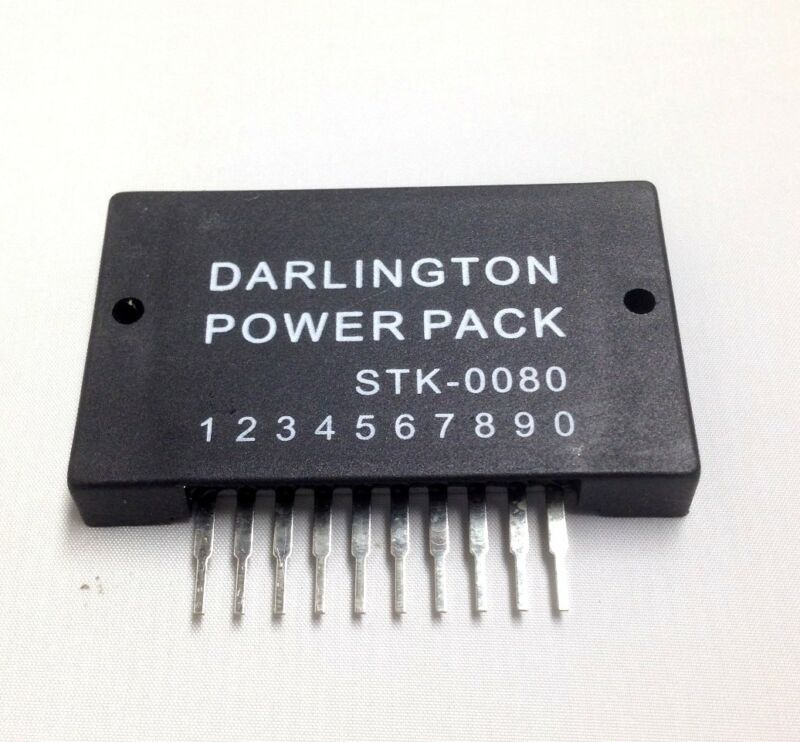 STK0080 STK-0080 DARLINGTON POWER PACK  1 Pc.