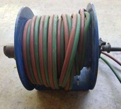 Coxreels 112wl 100ft hose hand crank reel