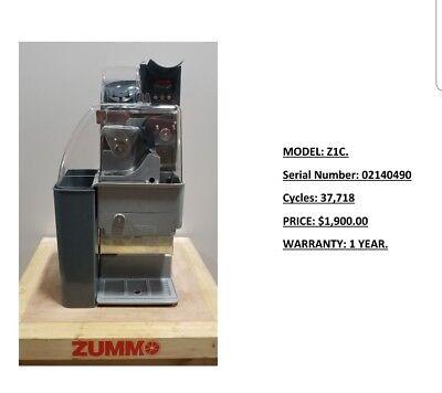 Zummo Commercial Orange Juicer Z1c - 1 Year Warranty