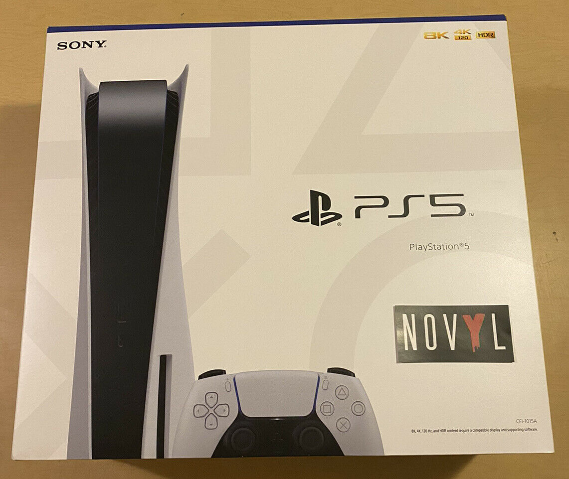 NEW Sony PlayStation 5 PS5 Console Disc Version ✅ IN HAND 📦 SHIPS FREE 1