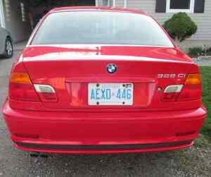 2000 BMW 3-Series 328Ci Coupe (2 door) Windsor Region Ontario image 2