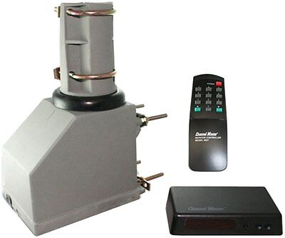 Channel Master TV Antenna Rotator System with Remote Control (CM9521A)