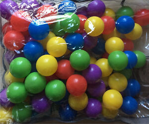 Bag of ball pit balls