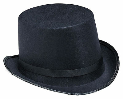 Child Size Top Hat (Morris Costumes Kids Unisex Child Crushed Dura Shape Top Hat One Size.)