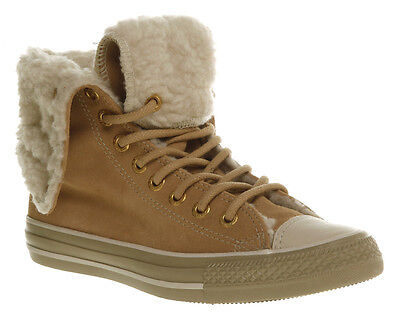 (Converse All Star Suede Lace Up 8