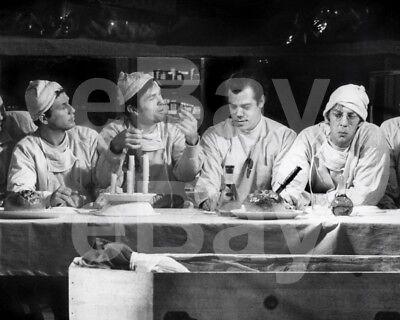 Mash (1970) John Schuck, Donald Sutherland, Elliott Gould 10x8 Photo