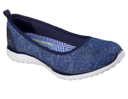 Brand new Skechers Microburst Hyped Up Slip on Shoe RRP  119 REDUCED! d1f0b195a2