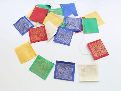 Healing Buddha Prayer Flags, Healing Lungta, Paper Medicine Buddha Prayer Flags