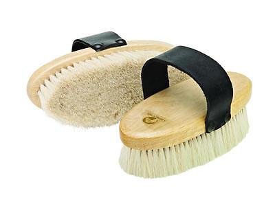 - Cottage Craft Goat Hair Body Brush - Large