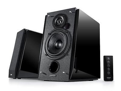 Edifier R1800BT Wireless Bluetooth Active Bookshelf Studio TV/MAC/PC Speakers