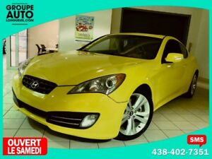 2011 Hyundai Genesis Coupe * V-6 3.8 LITRES * TOIT OUVRANT / MAG