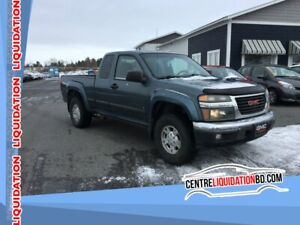 2006 Gmc Canyon OFF ROAD 2 ROUES MOTRICES