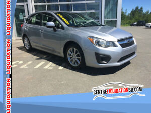 2014 Subaru Impreza 2.0i Touring, BLUETOOTH, SIEGES CHAUFFANTS