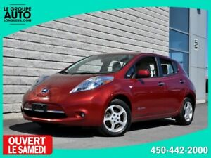 2012 Nissan Leaf *NAVI*CAMERA*MAGS*SIEGES CHAUFFANTS*
