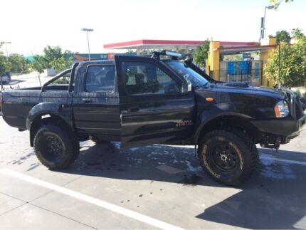 2014 Nissan Navara D22 Pimpama Gold Coast North Preview