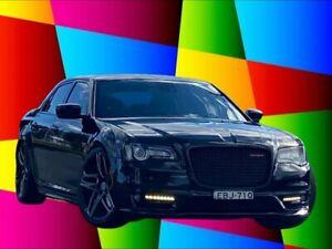 2017 Chrysler 300 LX MY18 SRT Hyperblack Black 8 Speed Sports Automatic Sedan Wodonga Wodonga Area Preview