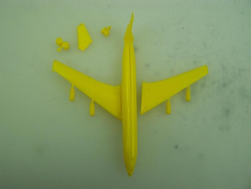 Cereal premium R&L plane aeroplane    1793